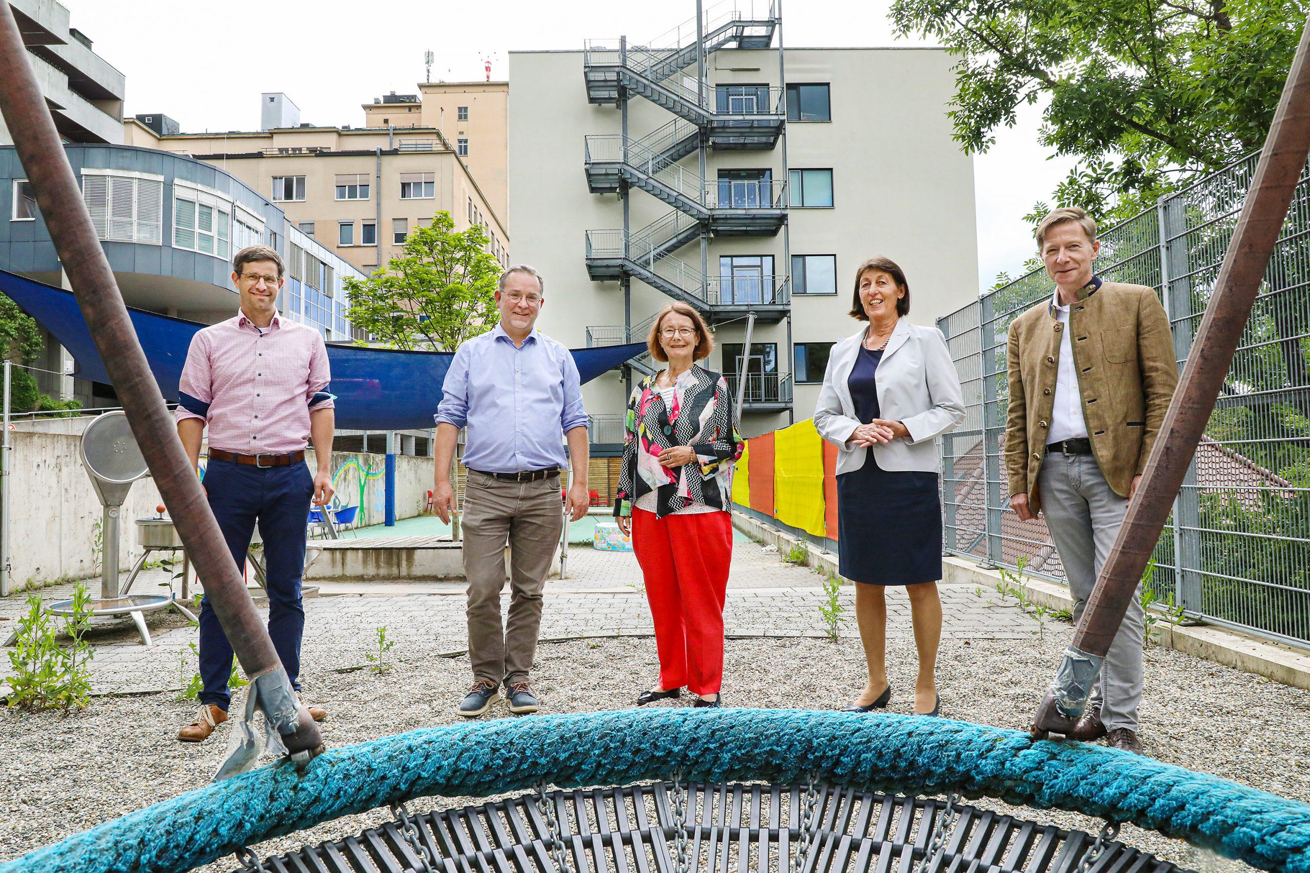 Besuch der Europaabgeordneten Evelyn Gebhardt